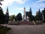 И.А. Менделевич памятник Ленину в Уфе