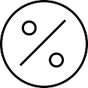 sinal-de-divisao-no-botao-circular-delineado_318-69763