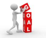 personal goal setting image