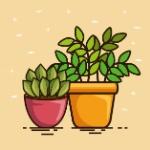 lindos-dibujos-animados-plantas-hermosas-casa_24877-7148