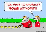 delegiranje