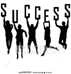 success-concept-with-young-team-silhouettes_gg62683129
