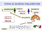 FORMA+DI+GOVERNO+PARLAMENTARE