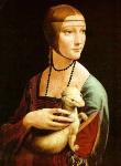 10. La dama del armiño