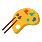 depositphotos_119379176-stock-illustration-paint-brush-and-palette-icon