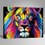 lion-colore-peintures-diy-40x50cm-avoir-diy-peintu