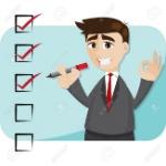 28251583-ilustración-de-dibujos-animados-de-negocios-con-lista-de-verificación