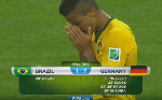 Luis Gustavo Capture d'écran Youtube @Match of the Day