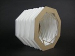 10 - Origami collapsible