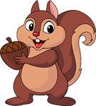 squirrel-clipart