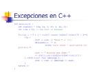 Excepciones+en+C+++int+main(void)+{