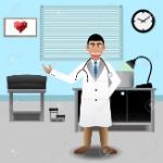 44166108-médico-en-el-consultorio-médico-en-el-hospital-ilustración-vectorial