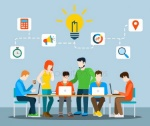 depositphotos_90653012-stock-illustration-brainstorming-creative-team-concept