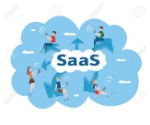 80416450-concept-of-saas-software-as-a-service-men-and-women-work-in-the-cloud-software-on-computers-and-mobi