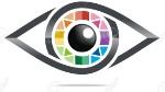 45411090-abstract-logo-arco-iris-círculo-ojo-símbolo-globo-ocular-vectorial