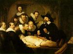 Rembrandt - Lição de Anatomia