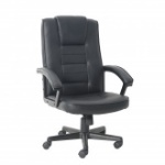 silla-de-oficina-stanford-polipiel-negra