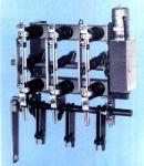 seccionador de cichillas giratorias