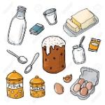 56006530-pascua-ingrediente-pastel-conjunto-de-elementos-vectoriales-leche-harina-huevos-azúcar-mantequilla-levad