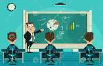 business-presentation-class-easy-to-edit-vector-illustration-32199019