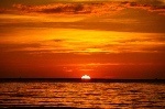 Sunset-on-Long-Beach-Koh-Rong-Island-in-Cambodia-4