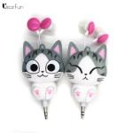nuevos-auriculares-lindos-del-gato-del-queso