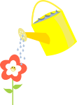 13337340111212988790Happy Flower Being Watered.svg.med
