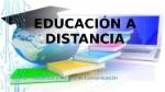 EDUCACION A DISTANCIA 5.1