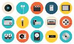 audiovisual-icons