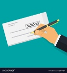hand-holding-pen-filling-a-cheque-vector-20850156