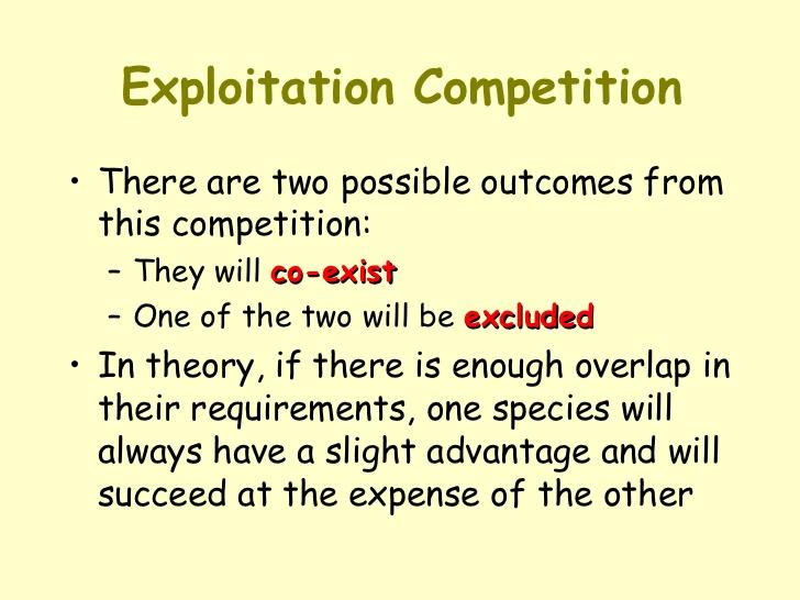 Botany Exploitation Competition Pic 2